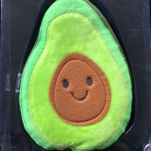 Huggable Avocado Heating Pad